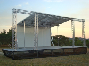 stage equipment rental florida