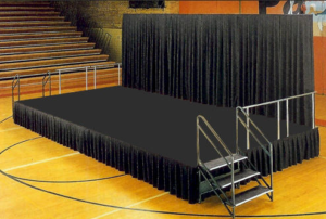 central, Florida, stage, rentals